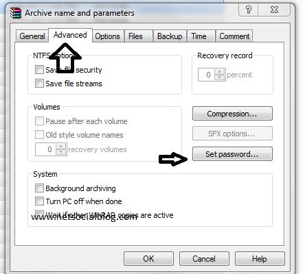 Password Protect Zip File On Windows 7 With 7zip - Tips & Tutorials